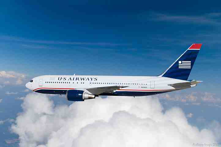 US Airways Air Tickets at JourneyCook