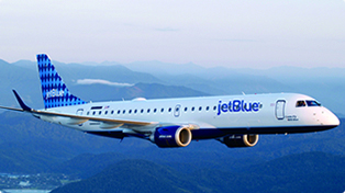 JetBlue Airlines Air Tickets at JourneyCook